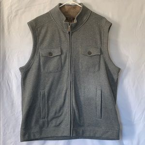 VEST - Tasso Elba men's vest great for Fall!